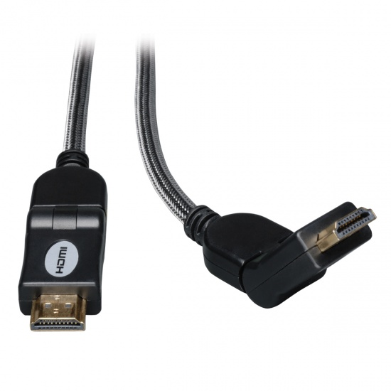 Tripp Lite High Speed HDMI Male to HDMI Male Cable 10 FT - Black Image