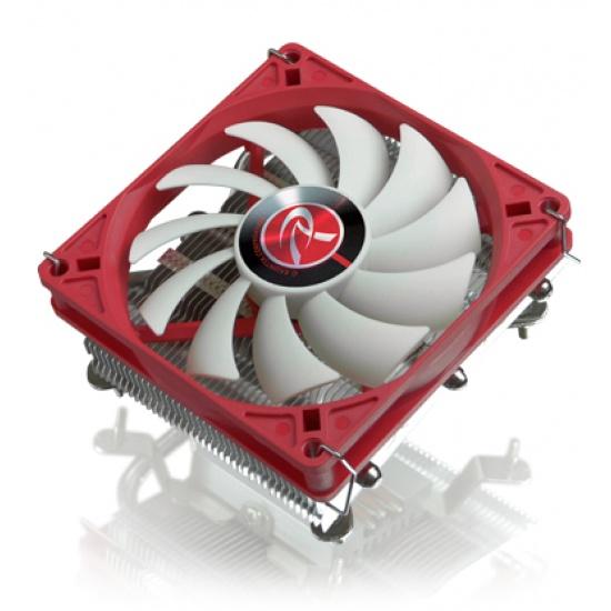 RAIJINTEK Zelos CPU Processor Cooler with 90mm Fan Image