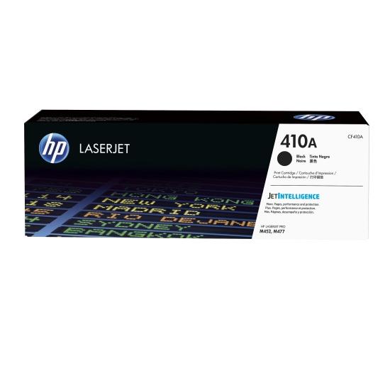 HP 410A Original LaserJet Toner Cartridge Black - 2300 Page Yield Image