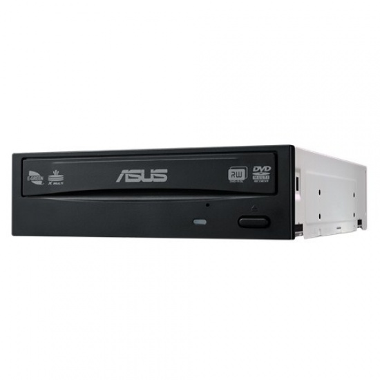 ASUS DRW-24D5MT Internal DVD Super Multi DL Black Optical Disc Drive Image