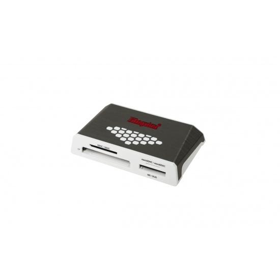 Kingston USB3.0 High-Speed Card Reader - Grey White Image
