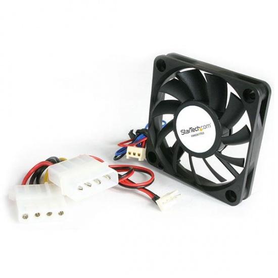 StarTech 50mm 4500RPM TX3/LP4 Ball Bearing Case Fan Image