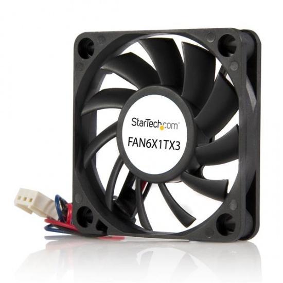 StarTech 60MM TX3 Ball Bearing Computer Case Fan  Image