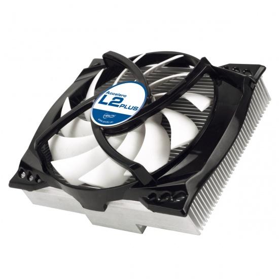 Arctic Accelero 200RPM 92MM L2 Plus AMD NVIDIA Graphics Card Cooler Fan - Black Grey White  Image