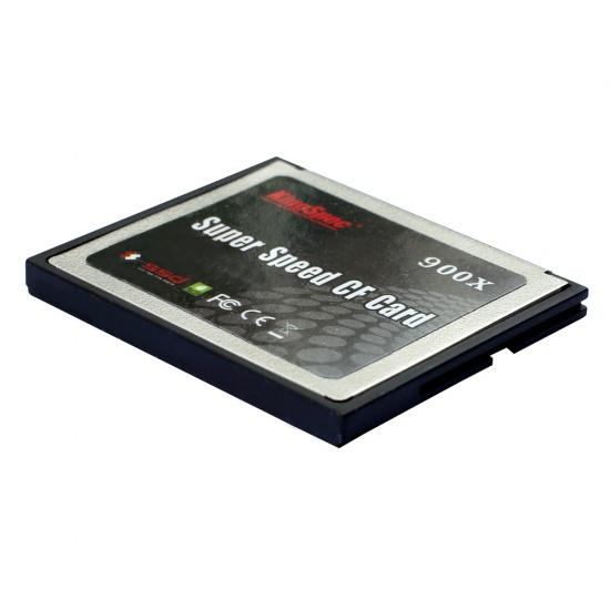 32GB KingSpec 900X Compact Flash Memory Card Image