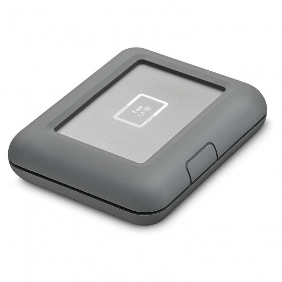 2TB LaCie DJI Copilot BOSS External Hard Drive Image