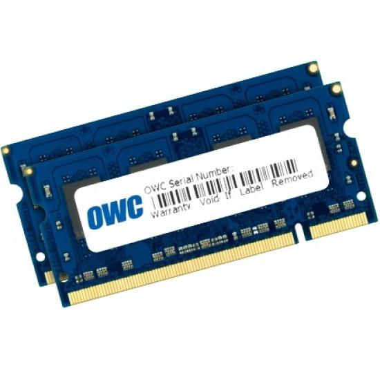 6GB OWC DDR2 SO-DIMM Dual Channel kit PC5300 667Mhz (2GB+4GB) Image