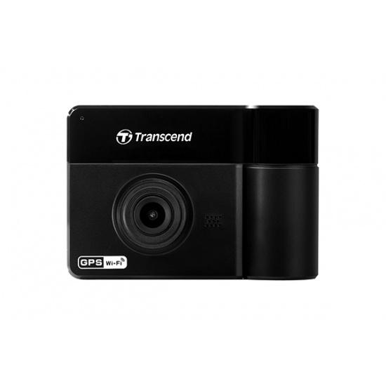Transcend DrivePro 550 Car Video Recorder Dual Camera 32GB Image