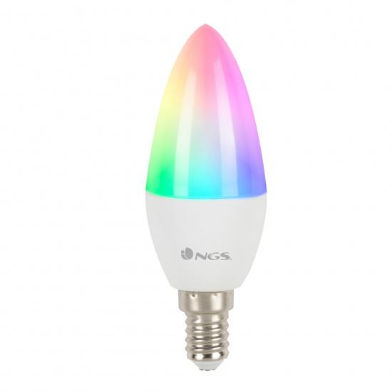NGS SMART WIFI LED Bulb Gleam 514C Image