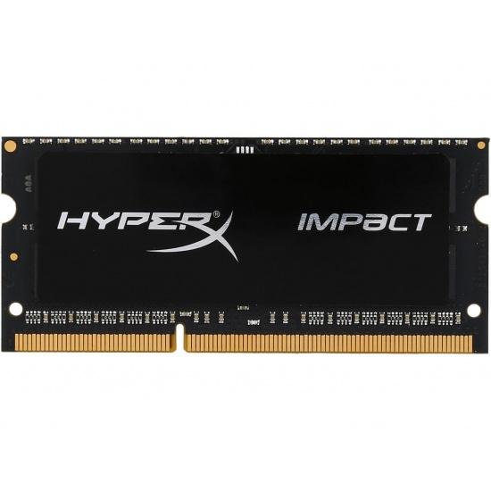 8GB Kingston HyperX Impact DDR3 SO-DIMM 1866MHz CL11 Laptop Memory Module Image