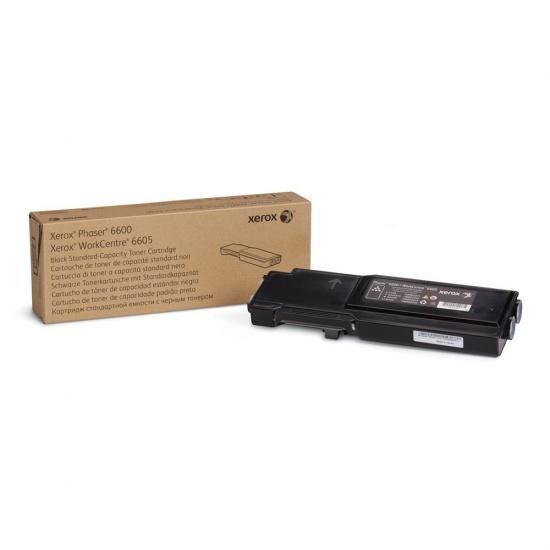 Xerox Phaser 6600/WorkCentre 6605 Black Toner Cartridge Image