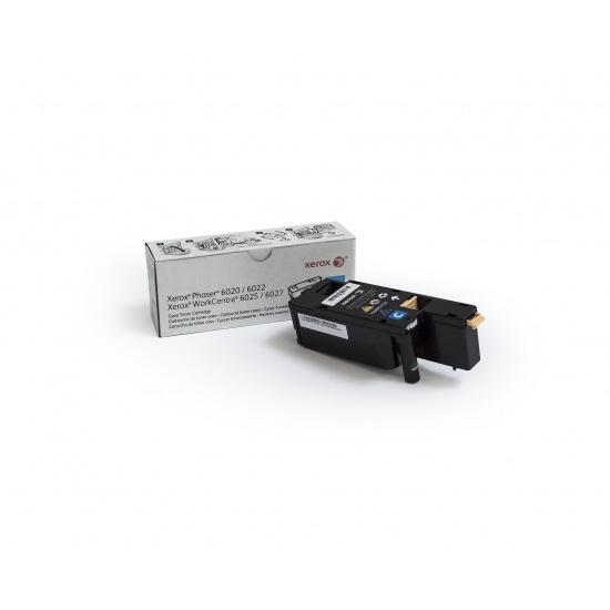 Xerox Phaser 6022/WorkCentre 6027 Cyan Toner Cartridge Image