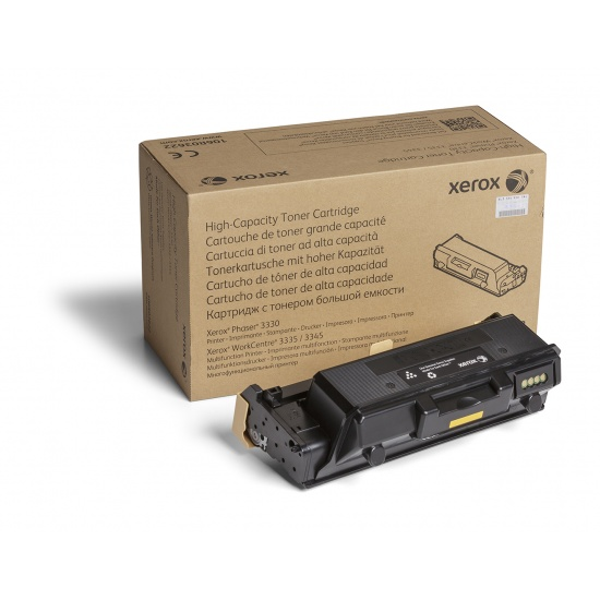 Xerox Phaser 3330/WorkCentre 3300 High Capacity Black Toner Cartridge Image