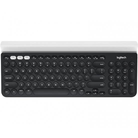 Logitech K780 Multi-device Wireless Bluetooth Keyboard - US Layout Image