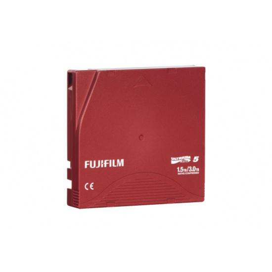 Fujifilm LTO Ultrium-5 3TB Data Cartridge Tape - Custom Labeled Image