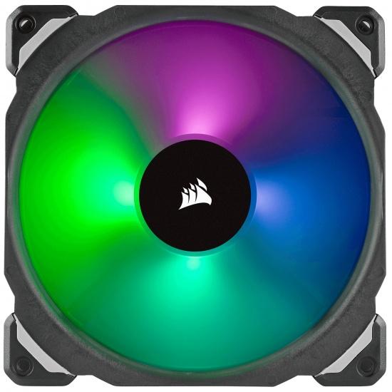 Corsair ML140 Pro PWM RGB 140mm Computer Case Fan Image