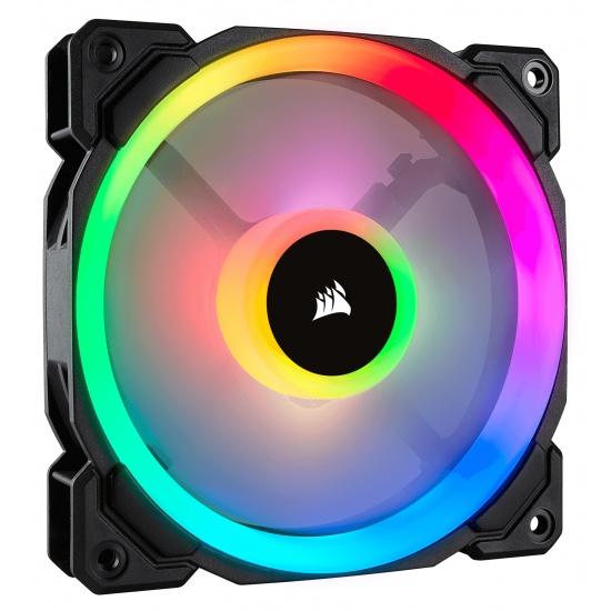 Corsair LL120 PWM RGB 120mm Computer Case Fan Image