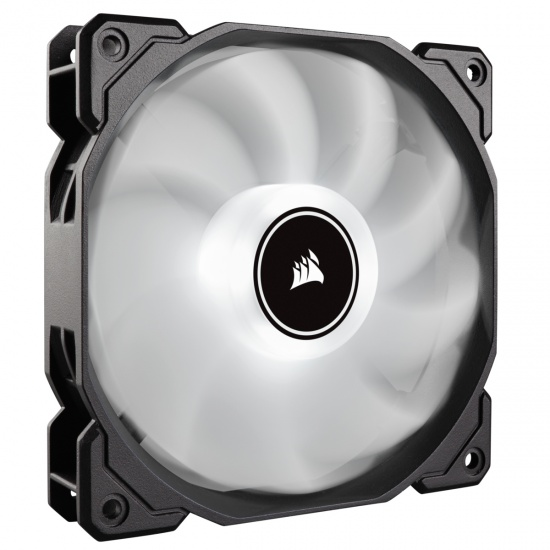 Corsair AF140 Air Series LED 140mm Computer Case Fan - White Image