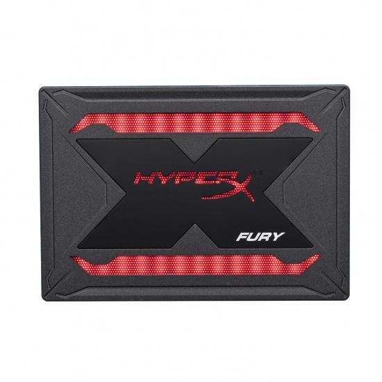 240GB Kingston HyperX Fury RGB 2.5-inch SATA III Solid State Drive Upgrade Bundle Image