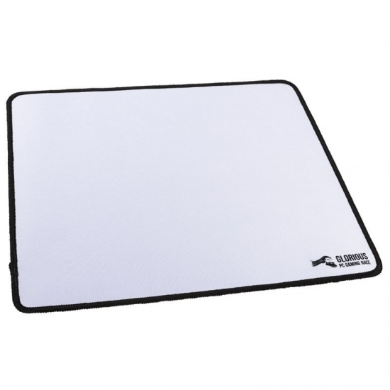 Glorious PC Gaming Race Mouse Pad - White - Large Image
