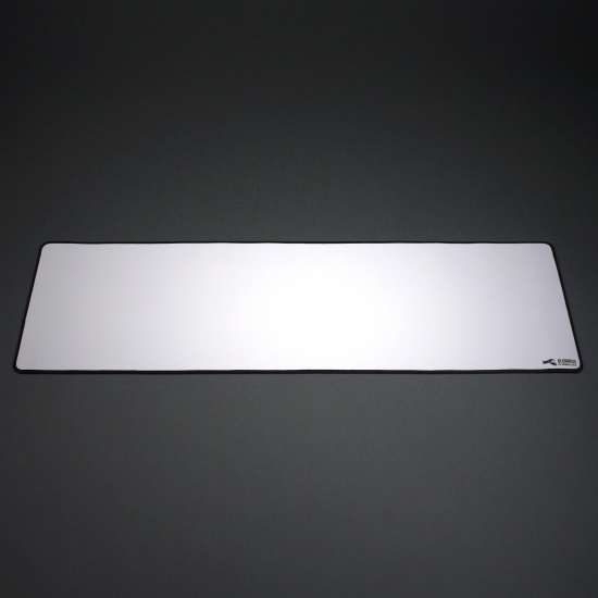 Glorious PC Gaming Race Mouse Pad - White - Extended Image