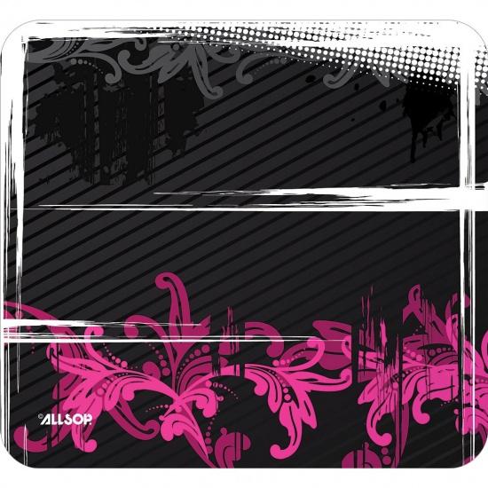 Allsop NatureSmart Floral Urban Pink Mouse Pad Image