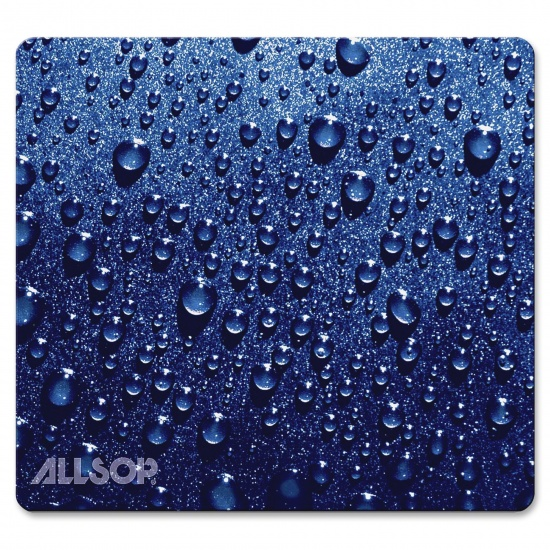 Allsop NatureSmart Raindrop Mouse Pad Image