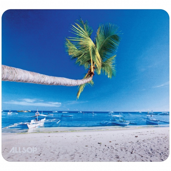 Allsop NatureSmart Outrigger Beach Mouse Pad Image
