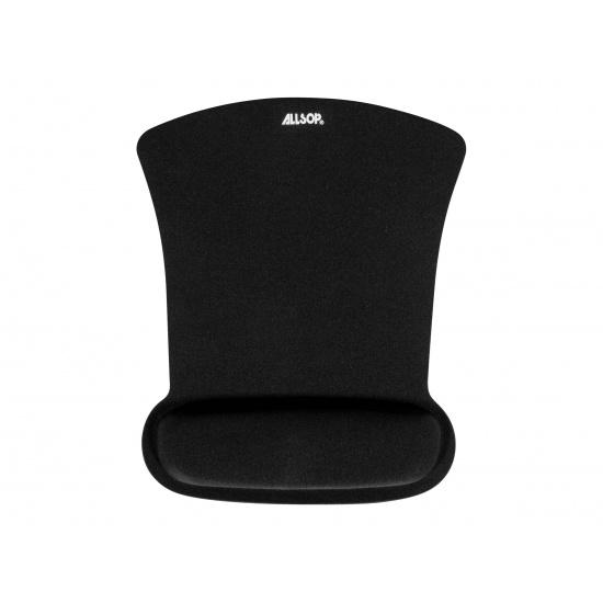 Allsop Ergoprene Gel Mouse Pad w/Wrist Rest Image