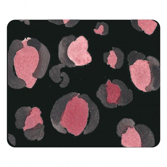 Centon OTM Prints Mouse Pad - Black Spotted Berry Image