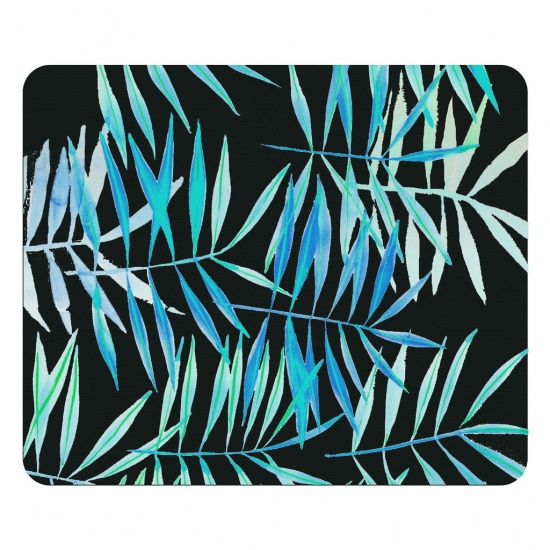 Centon OTM Prints Mouse Pad - Bamboo Leaves Image