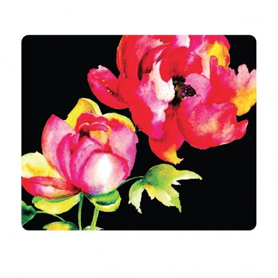 Centon OTM Prints Mouse Pad - Flowers Image