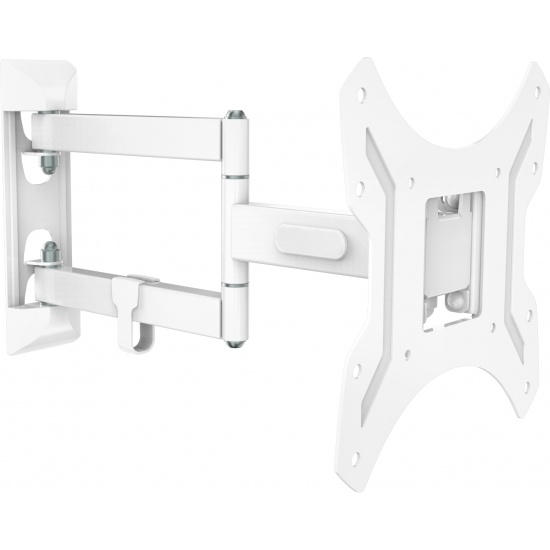 Vision Flat-Panel Wall Arm Mount - Up to 50-inch - White Image