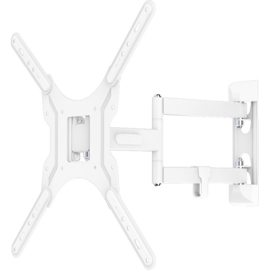 Vision Flat-Panel Wall Arm Mount - Up to 60-inch - White Image