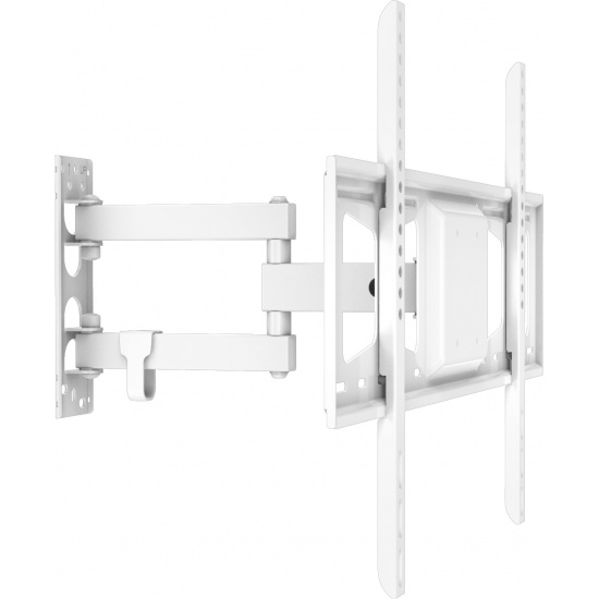 Vision Flat-Panel Wall Arm Mount - Up to 70-inch - White Image