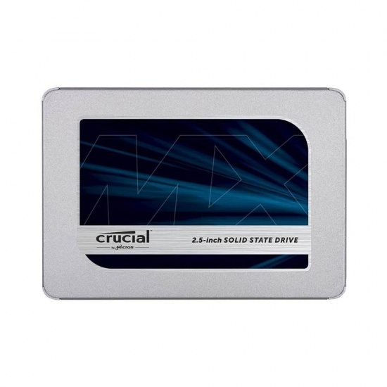 500GB Crucial MX500 2.5-inch Solid State Drive Image