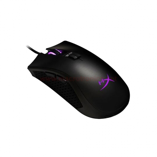 Kingston HyperX Pulsefire FPS Pro Wired Gaming Mouse - Black Image