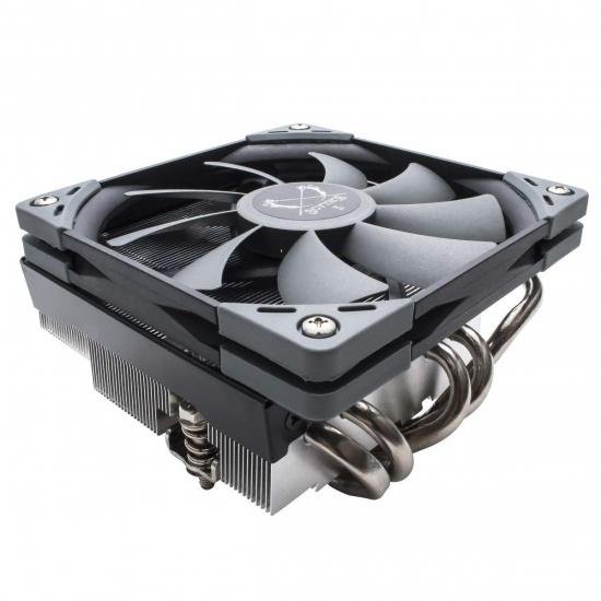 Scythe Big Shuriken 3 120mm PWM 300-1800RPM CPU Cooler Image