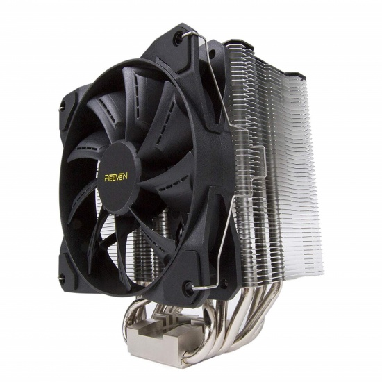 Reeven Justice II 120mm 300-1200RPM CPU Cooler Image