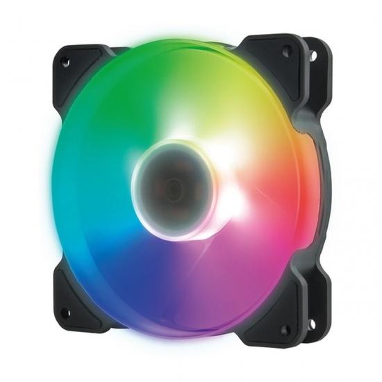 Reeven Kiran Sync 120mm PWM RGB 1500RPM Case Fan Image