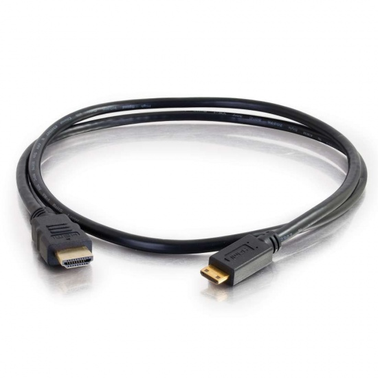 C2G 6ft High Speed HDMI Type-A to HDMI Type-C (Mini) Cable w/Ethernet Image