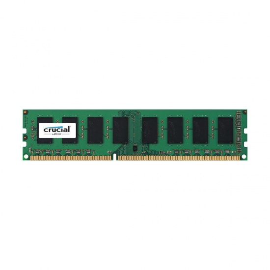 4GB Crucial DDR3L 1600MHz CL11 Memory Module Upgrade Image