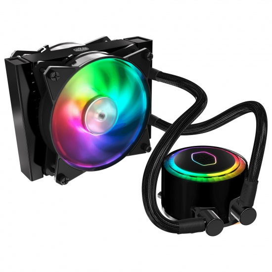Cooler Master ML120R Master Liquid RGB 120mm Liquid CPU Cooler Image