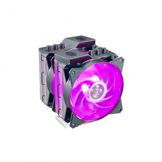 Cooler Master MA621P Master Air TR4 RGB 120mm CPU Cooler Image