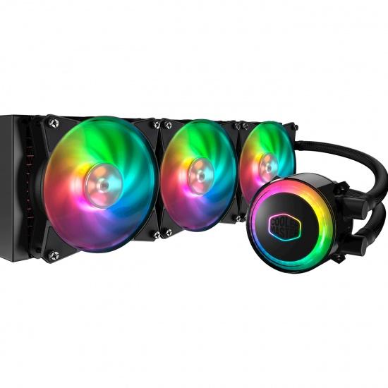Cooler Master MasterLiquid ML360R RGB 120mm Liquid CPU Cooler Image