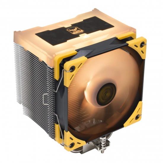 Scythe Mugen 5 TUF Gaming Alliance RGB 120mm CPU Cooler Image