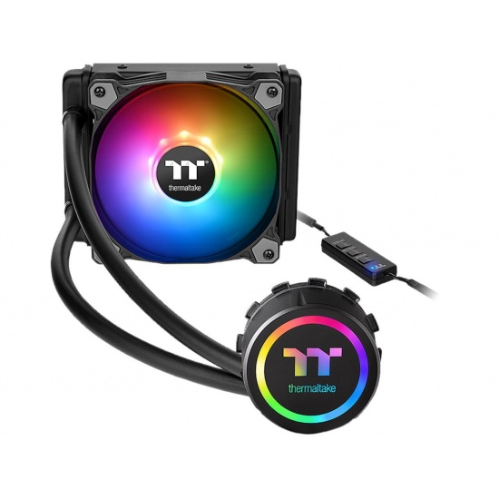 Thermaltake Water 3.0 Sync 120 ARGB 120mm Liquid CPU Cooler Image