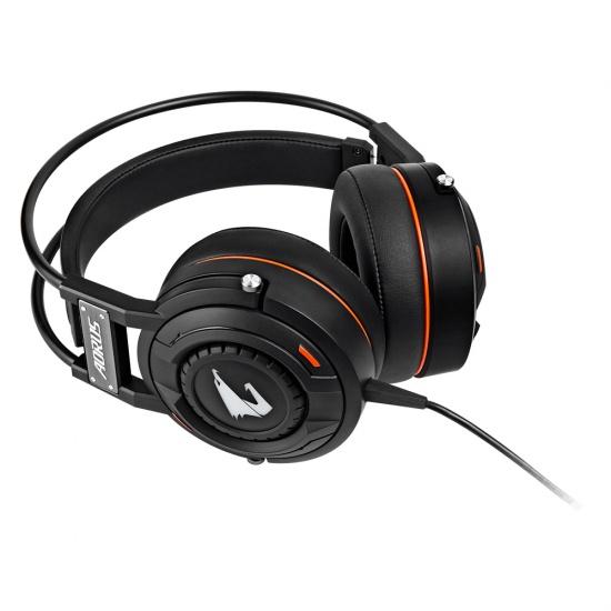 Gigabyte Aorus H5 RGB Gaming Headset Image