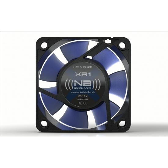Noiseblocker Black Silent XR-1 60mm Computer Case Fan Image