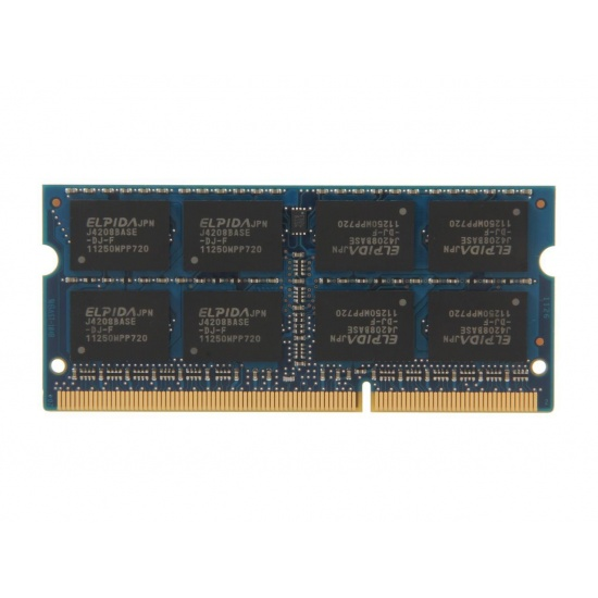 8GB Kingston ValueRAM 1333MHz PC3-10600 CL9 DDR3 SO-DIMM Memory Module Image